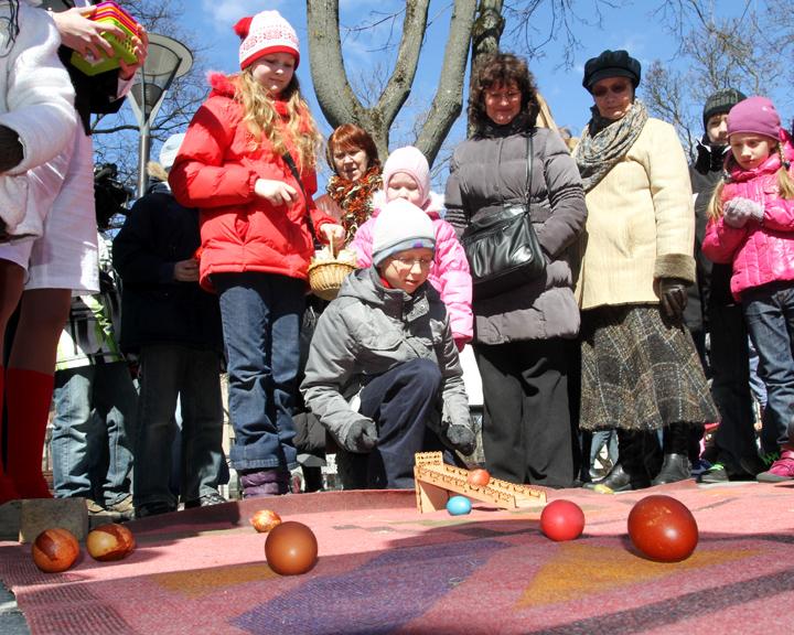 Kaczanie Jajek w Wilnie