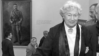Jadwiga Piłsudska-Jaraczewska has passed away
