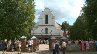 80th anniversary of the consecration of the church in Podborze