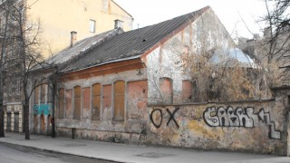 Synagogue at Geliu 6 Street in Vilnius needs to be rescued