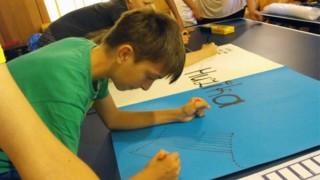 International project involving young people from Šalčininkai
