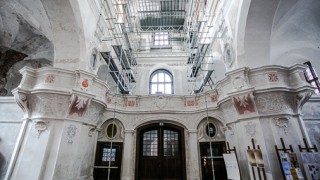 Franciscan church is reclaiming its splendour