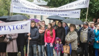 """Participants of the action: """"Lelewel"""" has to stay in Antokol"""