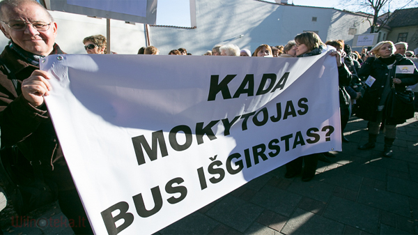 Nauczyciele Przerywają Strajk